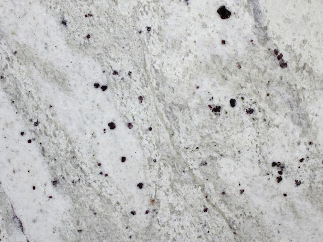 Granite Color Andromeda White