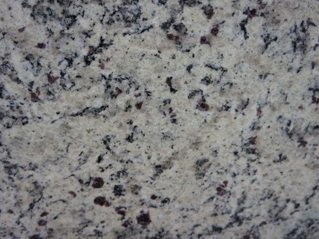 Granite Color Dallas White