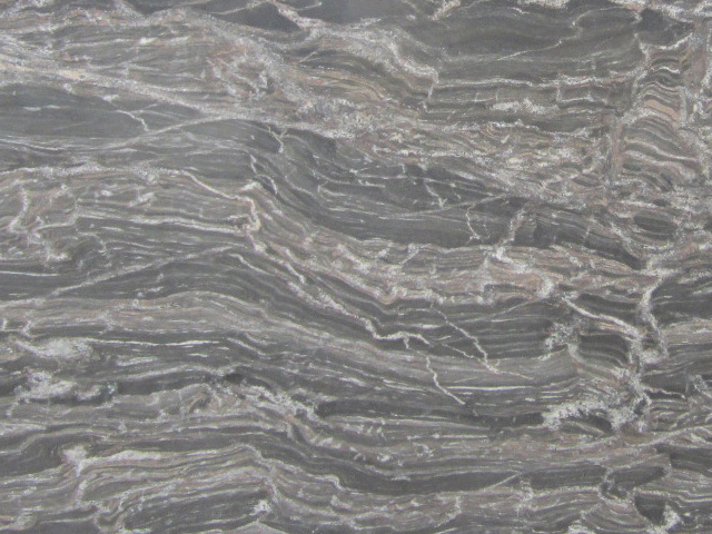 Granite Color Silver Waves