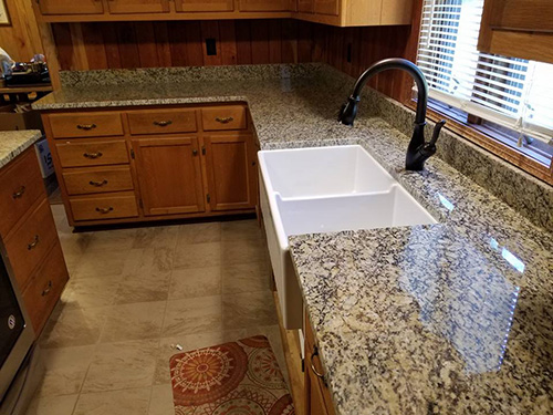 St. Cecelia Granite Countertops
